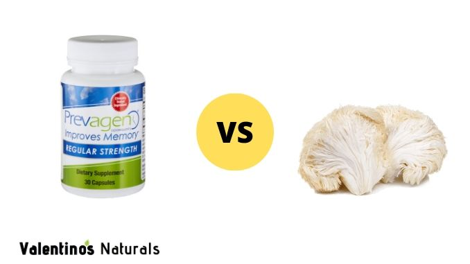 prevagen vs lion's mane