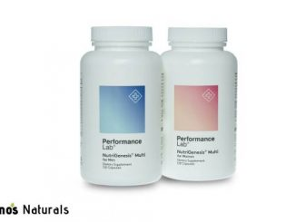 Performance Lab NutriGenesis Multi Review by Valentino's Naturals