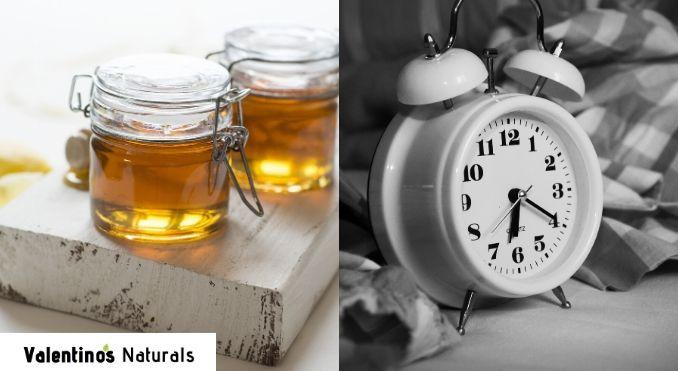 does honey help you sleep