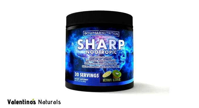 bowmar nutrition sharp nootropic review