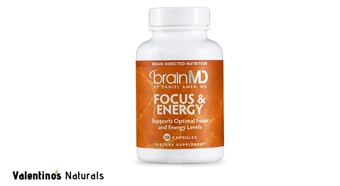 brainmd focus and energy review