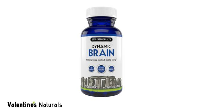 Stonehedge Health Dynamic Brain Review and Analysis by Valentino's Naturals